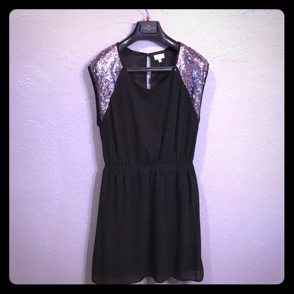 Pixley Dresses & Skirts - Black & sequin LBD